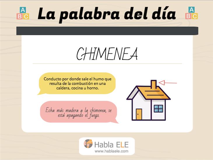 Chimenea